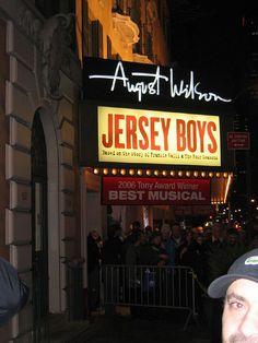 Jersey Boys.