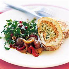 Vegetarian Christmas main course