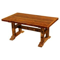 Fireside Lodge Barnwood Timbers Counter Height Dining Table - B1511