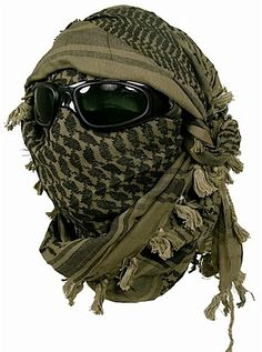 Shemagh. Hipster douchery aside, they are very versatile and useful in  extreme weather situations a26ace57ef6