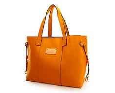 Modelo Charo Garcia 11008 Yellow,  bolso de piel hecho a mano,  Sencillamente espectacular.