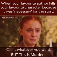 This Is Murder | Writers Write