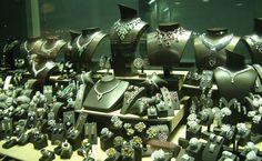 Istanbul - Jóias, ouro e diamantes a preços baixos no Grand Bazaar