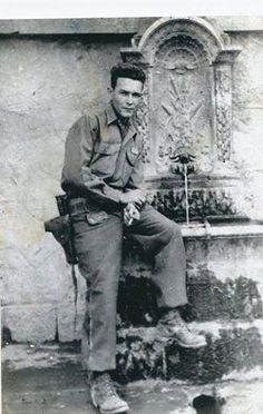 Pfc. Caroll E. Herndon - C Company, 509th PIR - killed in action on December 28th, 1944 during the Battle of the Bulge