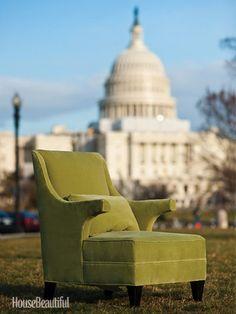 what a fun chair!