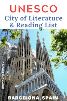 UNESCO City of Literature: Where to find #creativecities ~ DownshiftingPRO