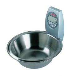 Wall mounted scale - I need a scale, too! Cool Tools, Wall Mount, Cooker, Kitchen Appliances, Space Saver, Cool Stuff, Scale, Cooking Utensils, Weighing Scale