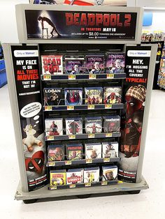 Here's the Story Behind Deadpool's Incredible Blu-ray Takeover at Walmart – Adweek
