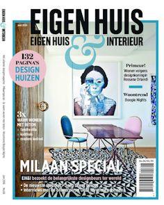 Proefabonnement: 3x Eigen huis & interieur € 10,-: Eigen Huis & Interieur is het woonblad voor liefhebbers van design, architectuur en lifestyle.