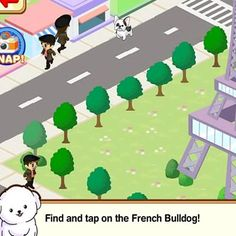 During my French travels. 'Fluff Friends Rescue' #flufffriendsrescue #ipad #iphone #app