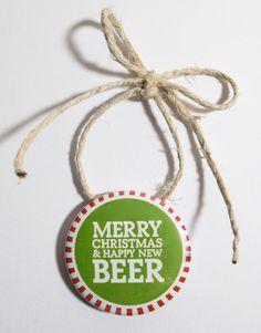 Bottle opener ornament