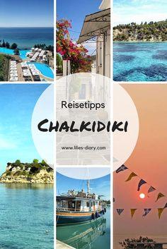 7 Chalkidiki Reisetipps für einen grandiosen Griechenland Urlaub! #travelblogger #greece #chaldkidiki