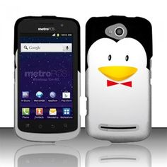 Do you love penguin?Do you want the back of your Coolpad Quattro 4G appears with the lovely penguin?Check it out to enjoy!