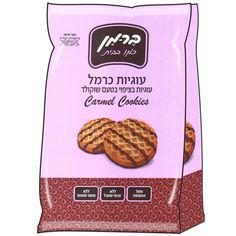 Berman Caramel Cookies, Israel.