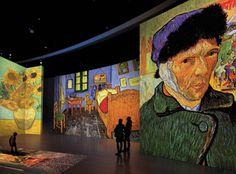 Van Gogh Alive Tickets | Tickets und Show Informationen