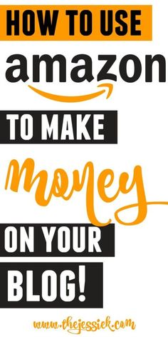How to make money with Amazon links on your blog! Amazing…