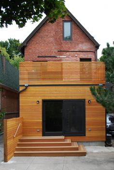 modern addition is possible
