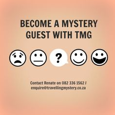 Become a mystery guest
