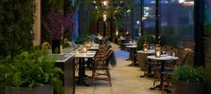 Restaurant & Bar | Al Fresco Dining in Bloomsbury, London | Dalloway Terrace