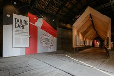 #‎Exhibition at #‎BiennaleArchitettura2016 - #‎ItalianPavilion Curated by TAMassociati