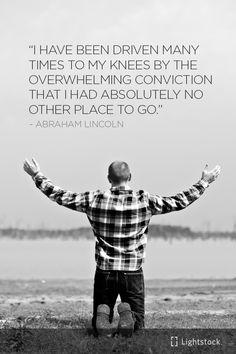 ...and He has always been faithful.