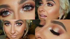 Anastasia Beverly Hills Modern Renaissance Palette Makeup Tutorial