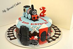 My Special Cakes Novelty Cakes, Cake Decorating, Decorating Ideas, Cake Cookies, Fondant, Cartoon Cakes, Birthday Cakes, Desserts, Party