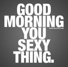Morning beautiful ladies