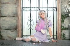 Anime: Macross Frontier: Character: --. Version: Wings Of Goodbay. Cosplay Team. Spiralcats. Cosplayer: --. From: South Corea.