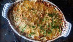potato and leek gratin – smitten kitchen