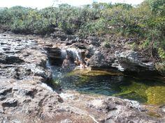 Baño en el río - Caño Cristales, Meta #colombia