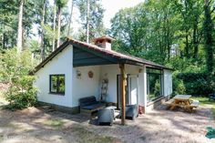 Places To Travel, Places To Go, Utrecht, House In Nature, Next Holiday, Holiday Destinations, Bungalow, Netherlands, Shed