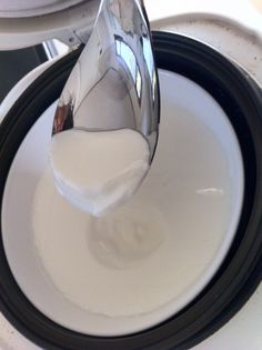 Making Homemade Yogurt in a Rice Cooker