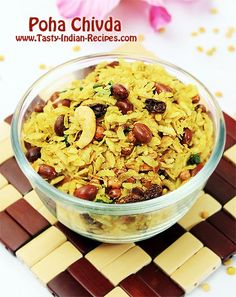 Poha Chivda - different style
