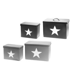 tähti laatikko metallia