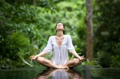#Yoga. Revive yourself, meditate and bring peace to your soul.
