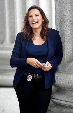 Mariska Hargitay / Detective Olivia Benson