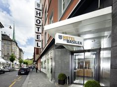 Zurich Basilea Swiss Quality Hotel Switzerland, Europe Set in a prime location of Zurich, Basilea Swiss Quality Hotel puts everything the city has to offer just outside your doorstep. The property features a wide range of facilities to make your stay a pleasant experience. Free Wi-Fi in all rooms, facilities for disabled guests, luggage storage, Wi-Fi in public areas, car park are on the list of things guests can enjoy. Comfortable guestrooms ensure a good night's sleep with s...