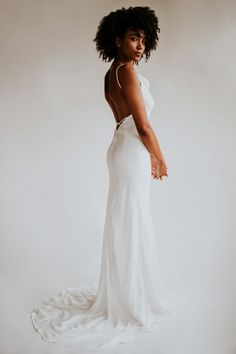 Backless Rolling in Roses wedding dress,Ethical Wedding Dresses Using Eco-Friendly Fabric + Peace Silk #ethicalweddingdress #ecofriendlyweddingdress #sustainableweddingdress #peacesilkweddingdress #rollinginroses #weddingdress #weddinggown #bridalgown #bridaldesigner #weddingfashion #weddingstyle #backlessweddingdress