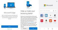 Microsoft libera navegador Edge em beta para Android