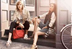 awesome Coach Spring/Summer 2015 Campaign