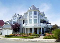 Victorian home in Cape May, NJ