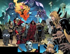 ALL-NEW X-MEN Artist Stuart Immonen Talks About The Future & The Past | Newsarama.com