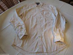 Tommy Hilfiger Academy dress shirt long sleeve 7845256 British Tan 231 S sm Mens #TommyHilfiger #ButtonFront