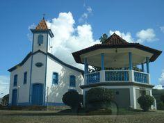 Conceição do Mato Dentro, MG - Brasil - coreto