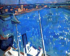 Le Havre / Andre Derain - circa 1906-1907