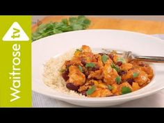 Healthy Chicken Chilli | Waitrose #food