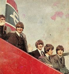 1964 Jul. 10 Liverpool for the Premier of a Hard Day's Night
