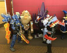 Shared by wrecko_ortiz #skynet #skyneteniarazon (o) http://ift.tt/2amabvo #aatrox #nunu #malphite & #khazix #showed up to #paxeast in these #epic #leagueoflegends #cosplay #cosplayer #cosplays #cosplayers #riotgames #veigar #robot #robots #pax #paxeast2016 #robotsindisguise  #terminator #machines