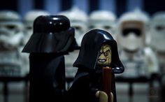 Lego Star Wars - Imperator Palpantine